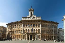 Palazzi del potere roma for Sede senato italiano