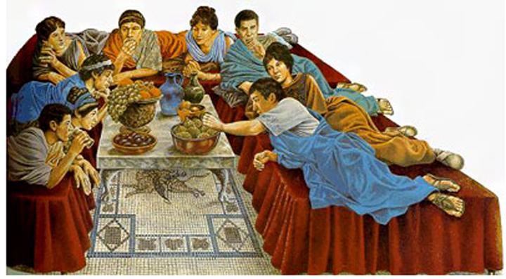 Cucina for Vasi antichi romani